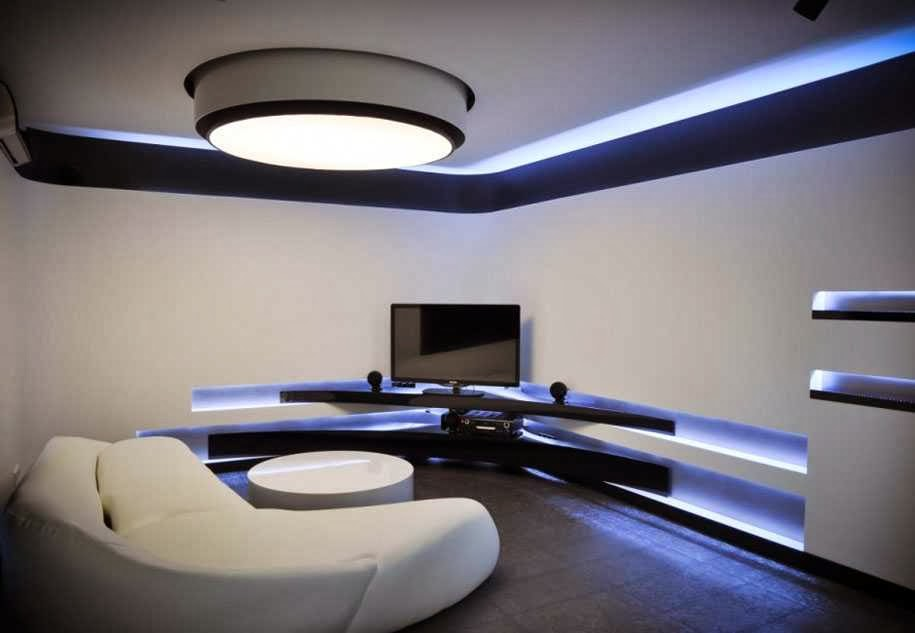 entertainment room design inspiration