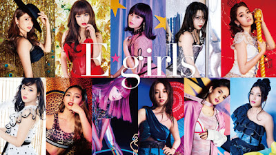 E-girls-Love ☆ Queen-歌詞-e-girls-love-queen-lyrics