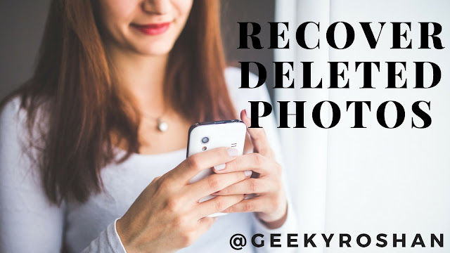 Photo Recovery on Android