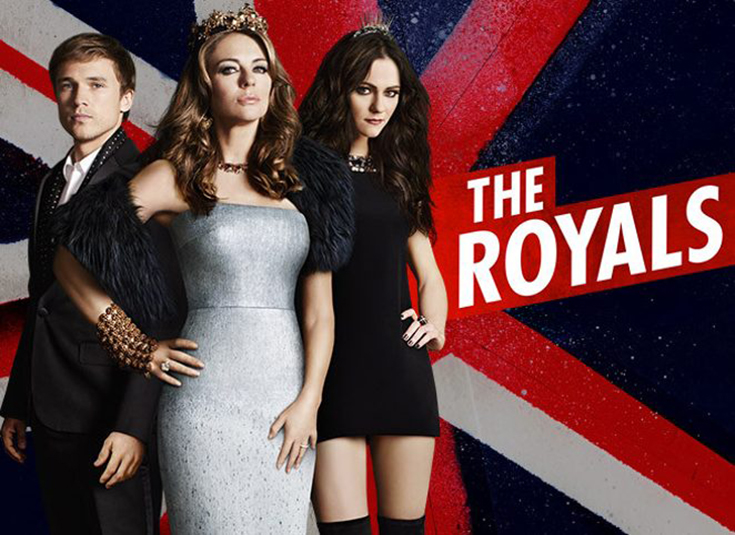 the-royals-serie