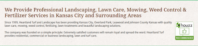 reputable lawn care and landscaping company in KS