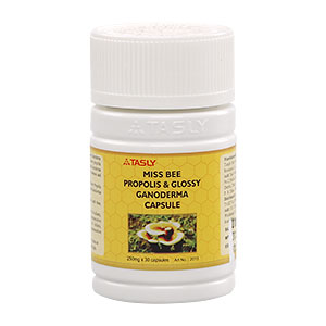 Tasly Miss Bee Propolis and Glossy Ganoderma Capsule