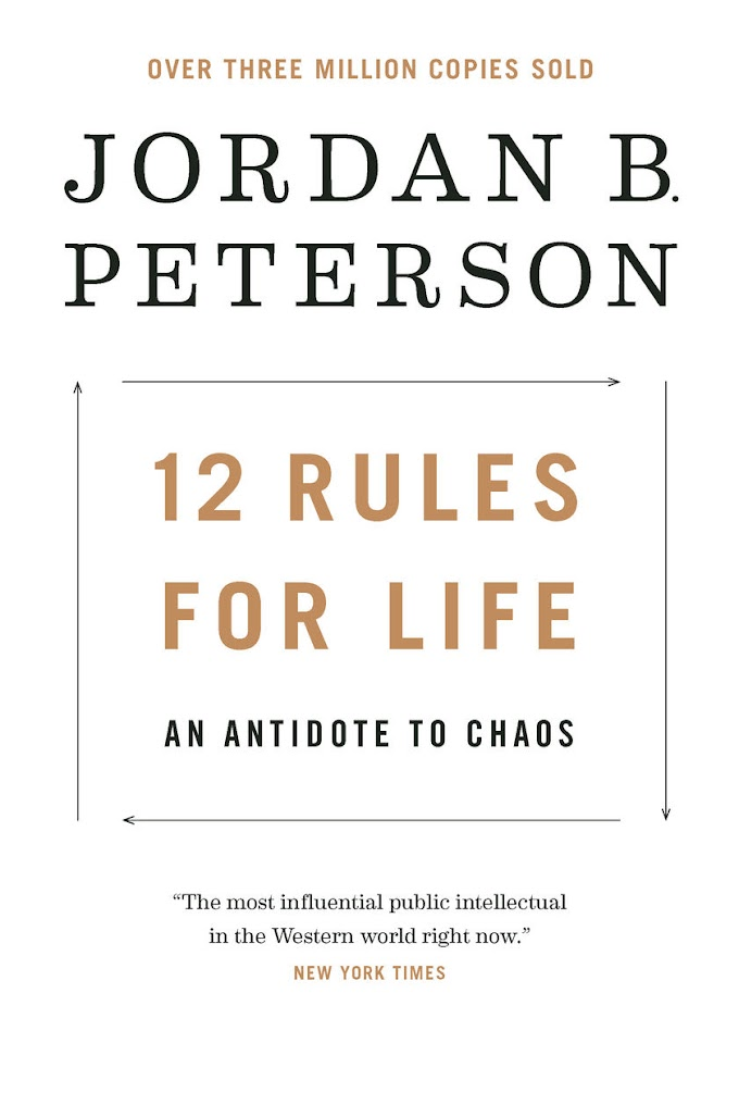 [Download] 12 Rules for Life By Jordan B. Peterson PDF eBook