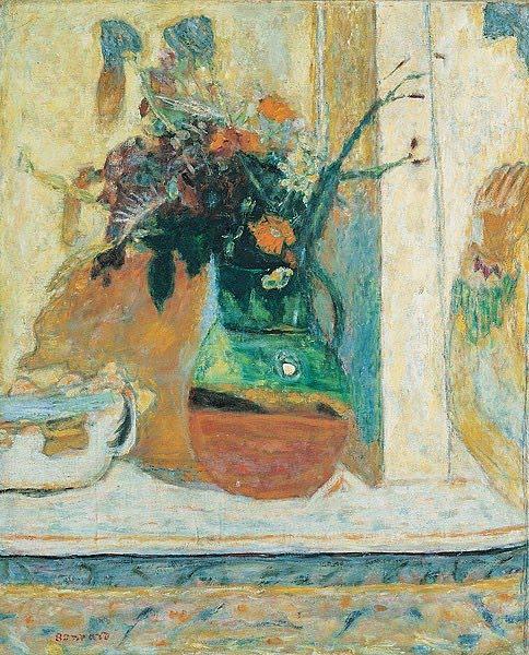It S About Time Interiors Pierre Bonnard 1867 1947