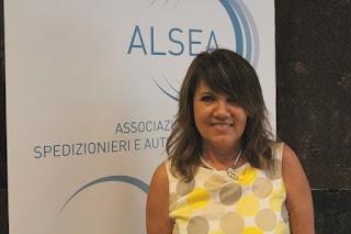 Betty Schiavoni: I porti e gli aeroporti siano al servizio dell'Italia.