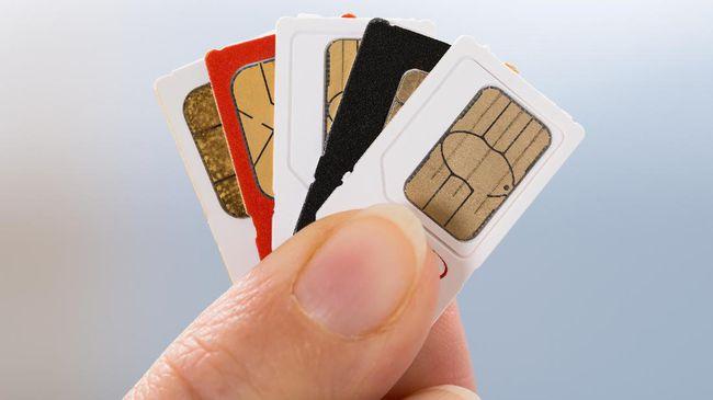 Aturan Registrasi SIM Card dan Bisnis Kartu Perdana
