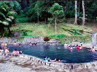 Pemandian Air Panas Cangar , Tiada Duanya di Malang