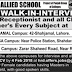 Allied School Systems Lahore Jobs