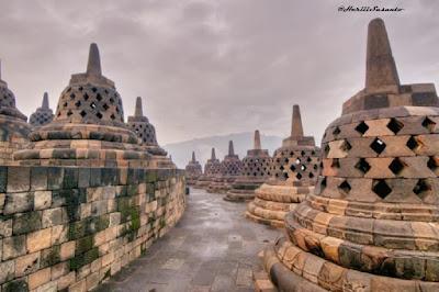Borobudur Temple4