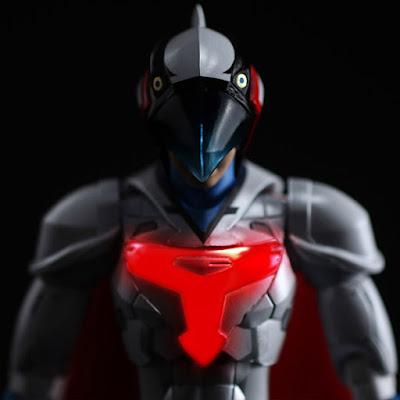 Tratto da Infini-T Force arriva Ken dei gatchaman della Sentinel