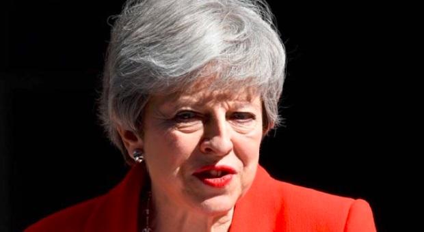 PM Inggris Theresa May Mengundurkan Diri