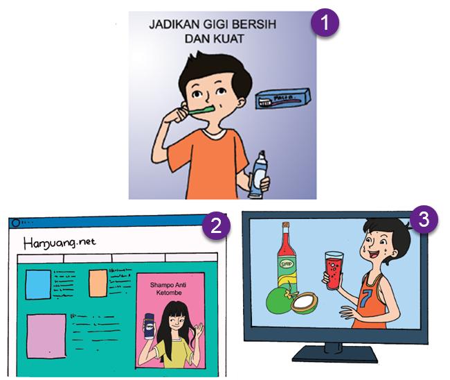 Iklan adalah suatu cara yang digunakan untuk menawarkan atau mempromosikan suatu barang at Menjelaskan Informasi Penting dan Isi Iklan