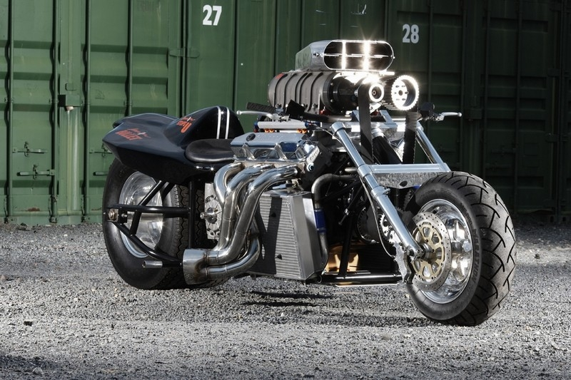 Dodge Tomahawk Motorcycle Online News Icon
