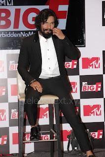 Randeep Hooda at a Press Conference of MTV Show BIGF Season 2 013.JPG