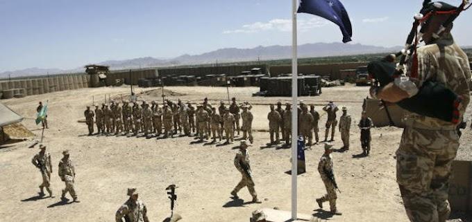Австралийские нацисты в Афганистане