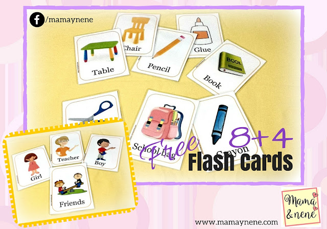 FLASHCARDS-FREEBIES-ENGLISH-MAMAYNENE-PRESCHOOL-KIDS