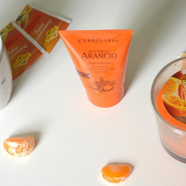 L'Erbolario, Accordo Arancio - dišeč vstop v jesen