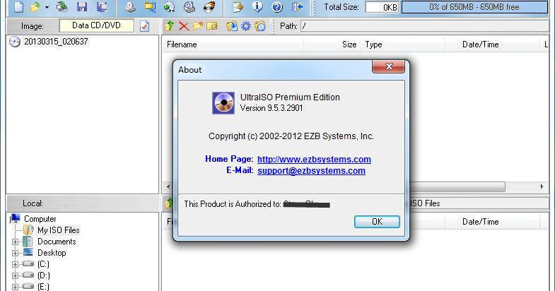 Mediafire-list blogspot com: UltraISO Premium Edition v9 5 3