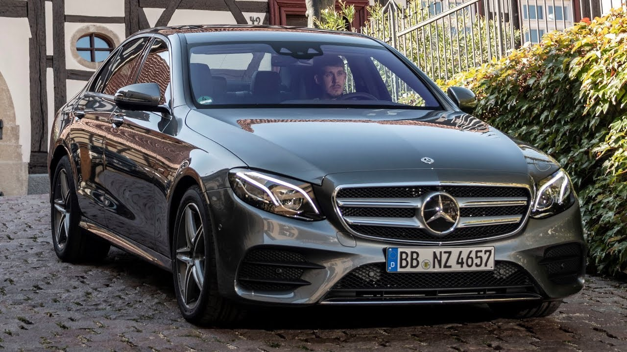 The Mercedes Benz E300e Plug In Hybrid Is Now Available United Kingdom Two Trim Levels And With Plenty Of Standard Gear