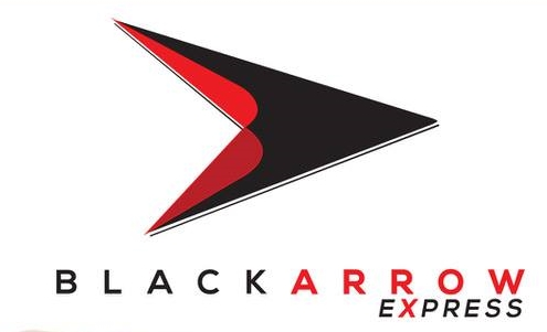 black-arrow-express