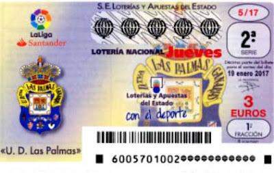 loteria nacional del jueves 19-01-2017