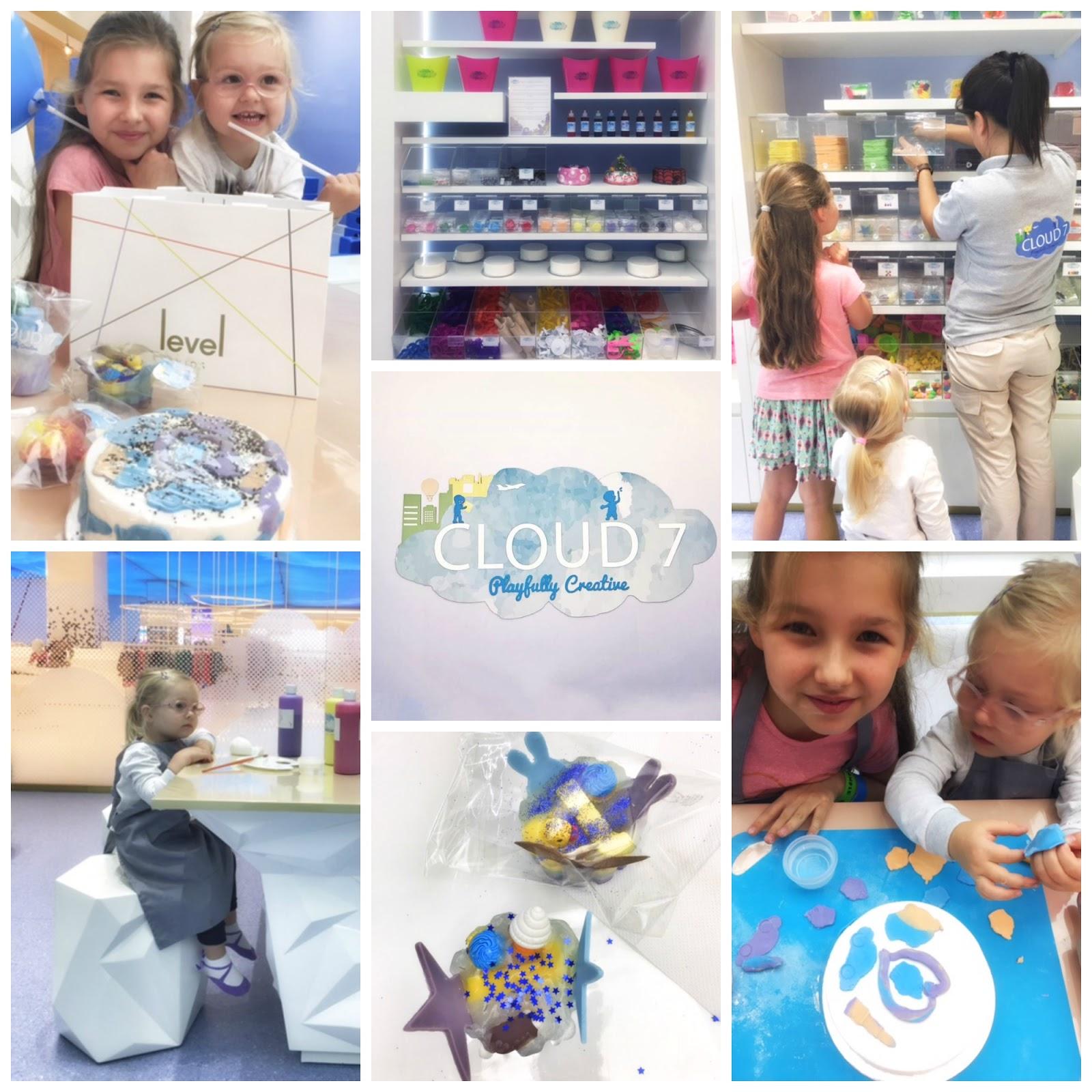 Dubai Our Sandbox Happy Girls At Cloud7 Dubai