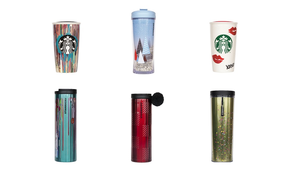 These Starbucks 2017 Tumblers and Mugs are Perfect