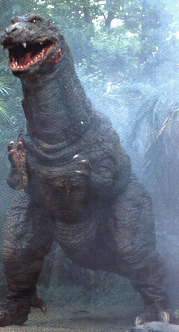 Lone Star State of Mind: Godzillapalooza #18: Godzilla vs
