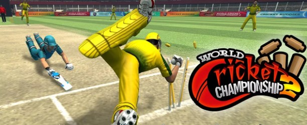 Download World Cricket Championship 2 Mod Apk+Data OBB (Coins/Unlocked) v2.5.1