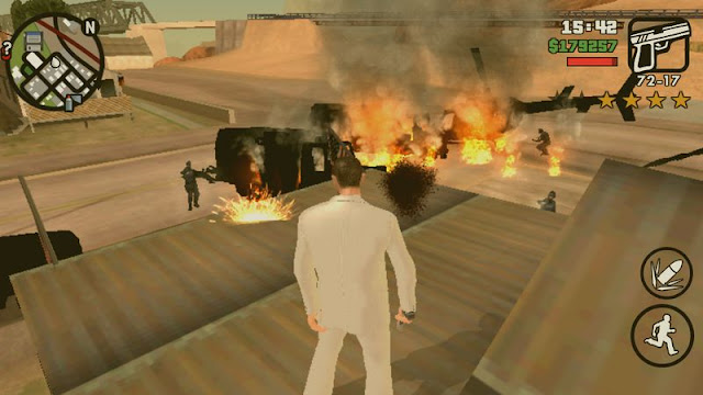 Download Advance Police Mod Gta San Andreas Android Download 1