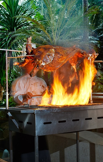 Kambing Bakar Golek - Ramadhan Buffet 2018 The Resort Café's Sunway Resort Hotel & Spa