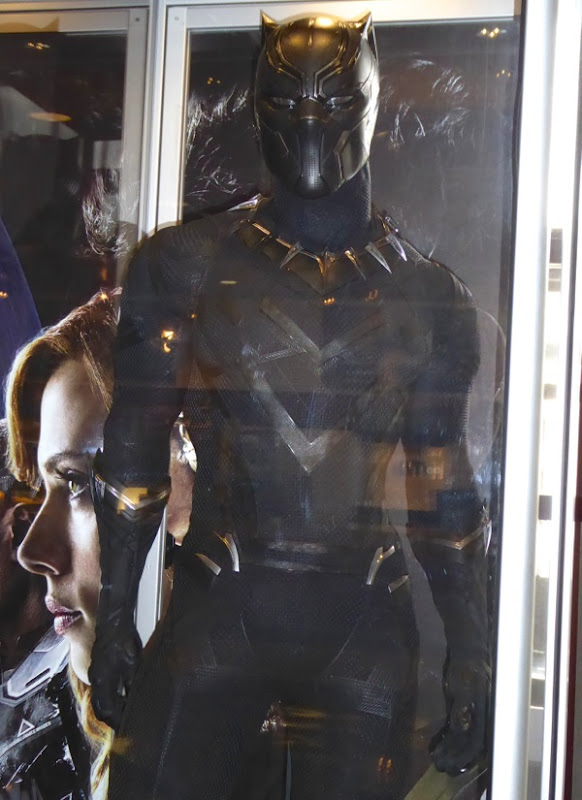 Civil War Black Panther costume