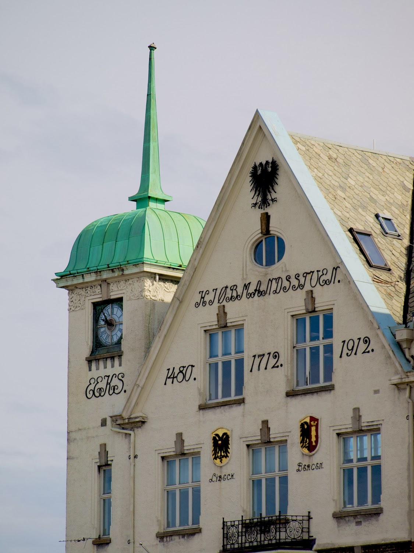 Edificios históricos en Bryggen
