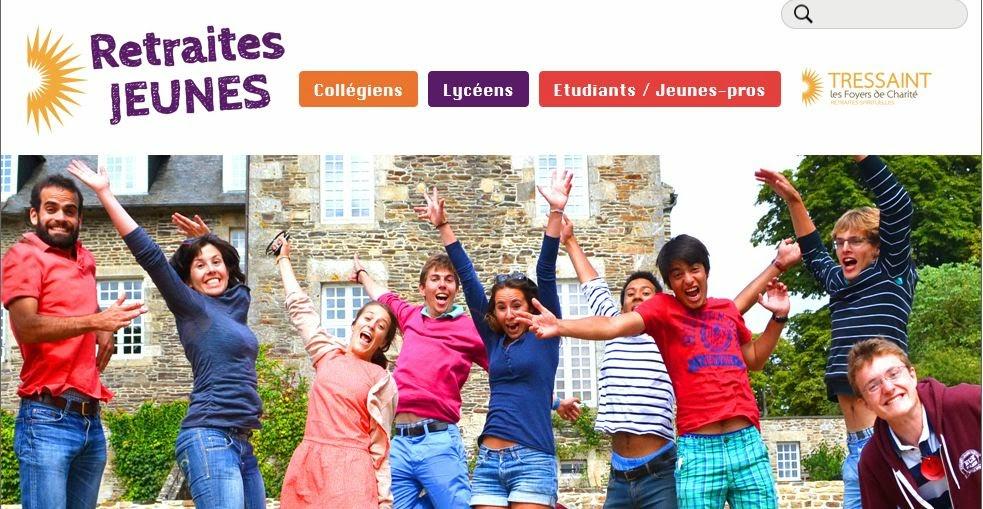 Nouveau site jeunes-tressaint.com