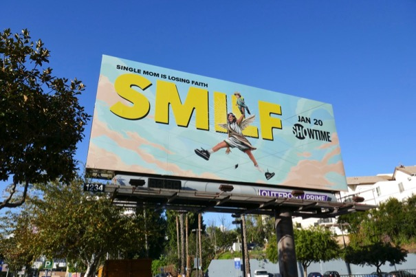 SMILF season 2 billboard