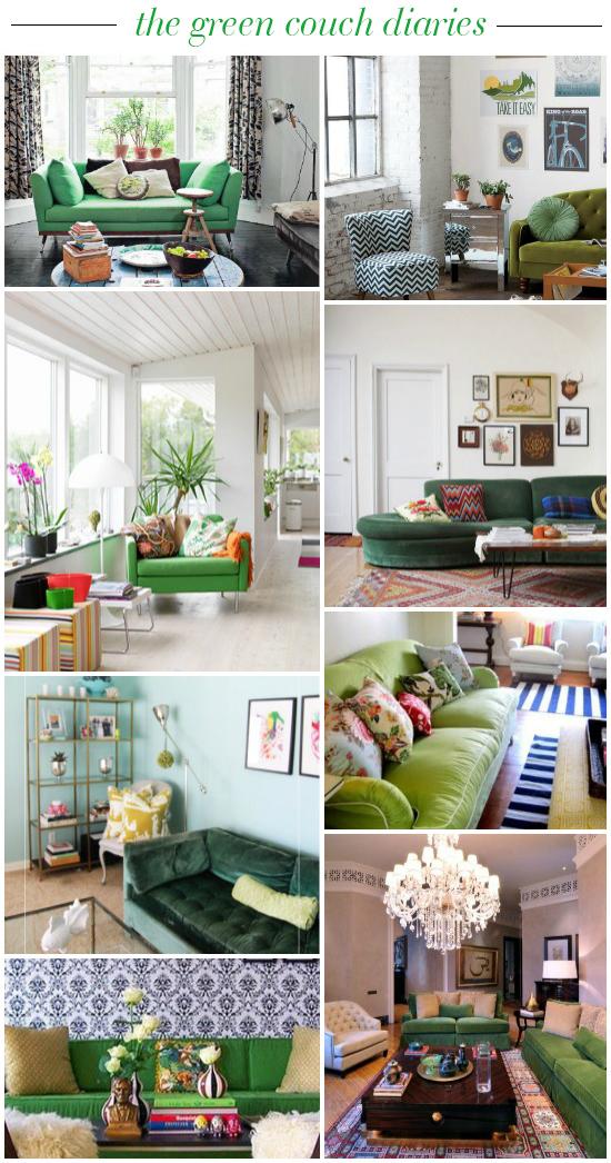 La Petite Fashionista The Green Couch Diaries