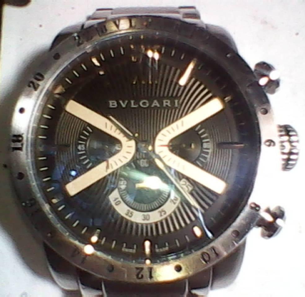 31b246f9e7c Esse relógio chegou em minha loja para colocar o ponteiro de segundos  central. Esse é o modelo do relógio.