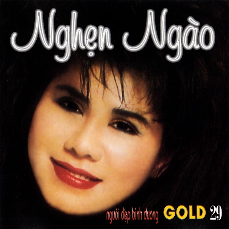 Người Đẹp Bình Dương Gold CD029 - Nghẹn Ngào (NRG) + bìa scan mới