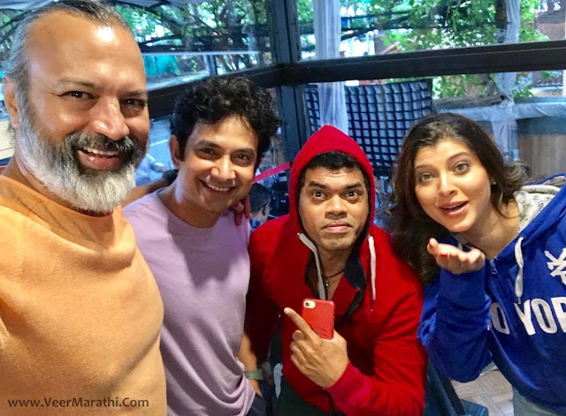 Bijay Anand is a new Villain in Marathi movie