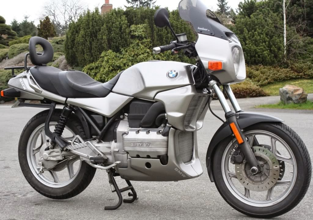 BMW K75 Pictures and Wallpapers