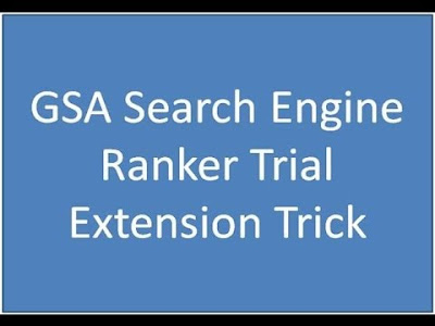 GSA Search Engine Ranker is one of the best link building tool GSA Search Engine Ranker Trial Trick – Extension Nulled