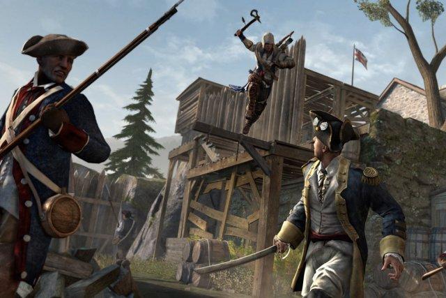 رسميا اول تفاصيل عن Assassin's Creed 3 Remastered نظام تقديم الإضاءة الجديد والشخصيات واتصميم وأكثر من ذلك