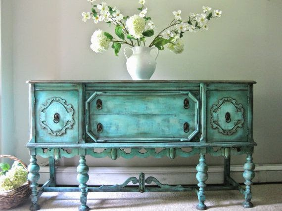 Style To Move Blog Paint Gives New Life To Old Furniture