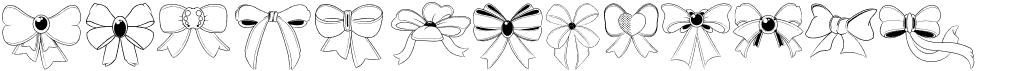 http://www.dafont.com/pt/bow.font