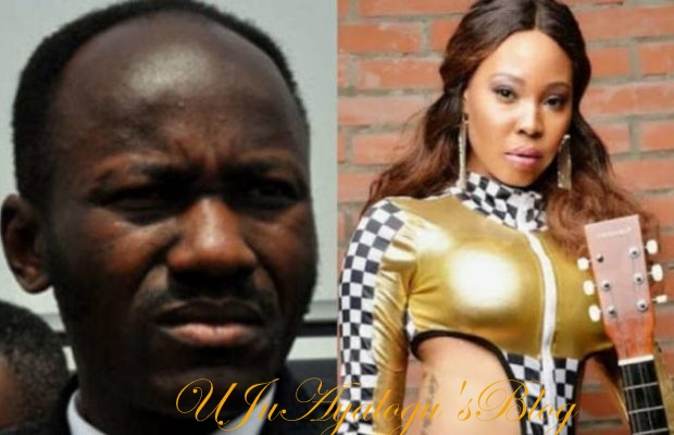 Sex scandal: Stephanie Otobo drags Apostle Suleman to Canadian court, demands $5m [Documents]