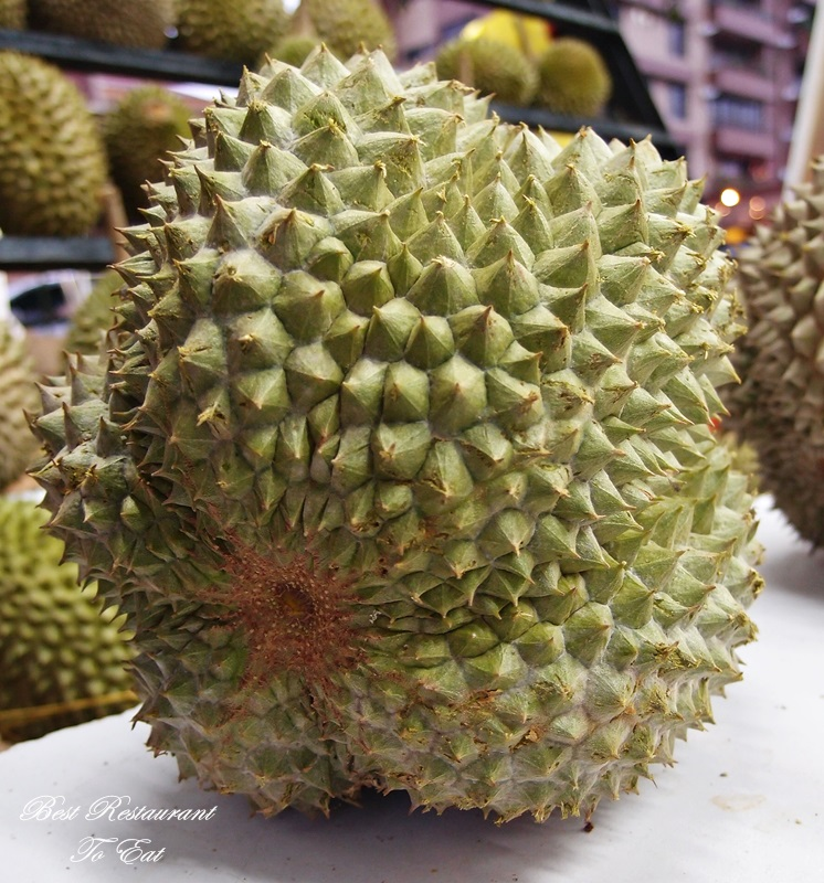 Best Restaurant To Eat: Durian - King Of Fruit Season Is Here in Malaysia