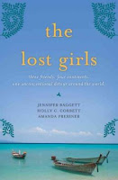 The Lost Girls book cover by Jennifer Baggett