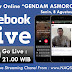 Seminar Online Gendam Asmorojati ( Gratis )