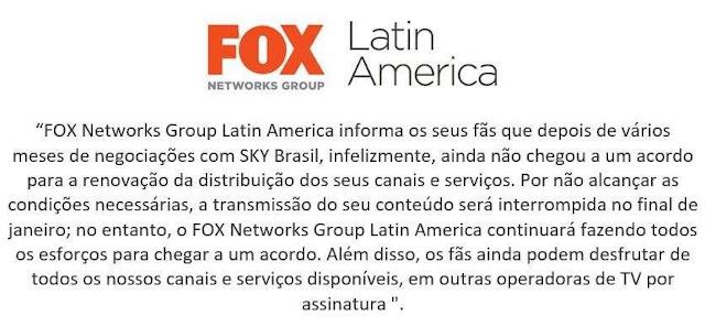 Grupo Fox Brasil