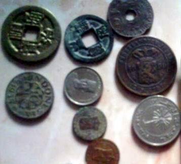 aku dan duniaku uang indonesia jaman dulu